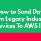 How To Send Data To AWS IoT Platform Using Node-Red & MQTT