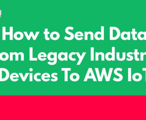 How To Send Data To AWS IoT Platform Using Node-Red & MQTT